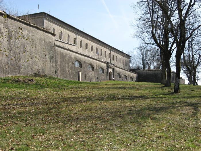Journées du patrimoine 2019 - Visite commentée du Fort de Bregille