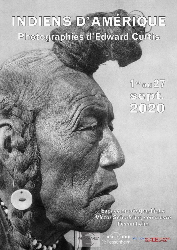 Journées du patrimoine 2020 - Exposition — Indiens d'Amérique, photographies d'Edward Curtis