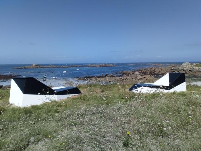 Journées du patrimoine 2020 - L'île aux vaches, ses naufrageurs et tropell.