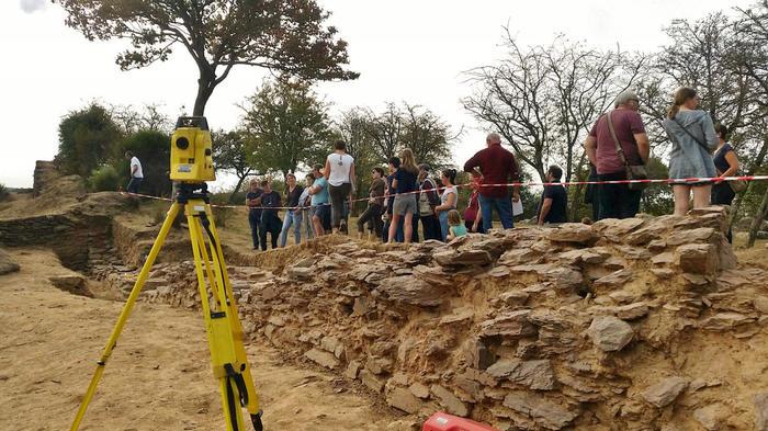 Journées du patrimoine 2020 - Visite guidée du site archéologique de Boutavent