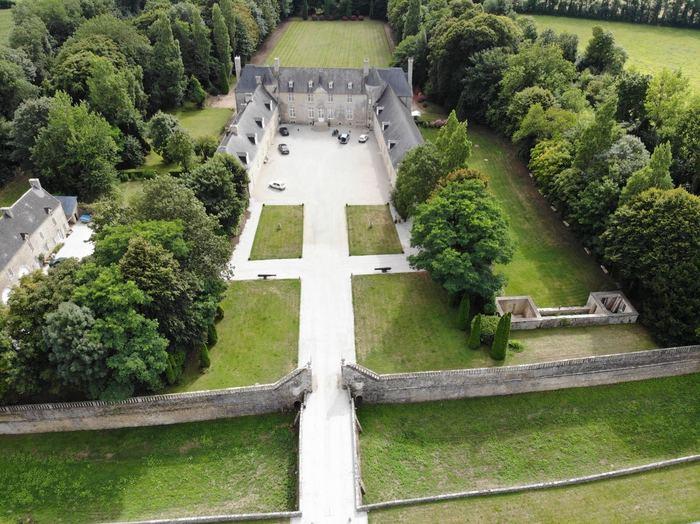Journées du patrimoine 2019 - Visite libre sur l'histoire du château et de ces extérieurs, chapelle et salle des Gardes