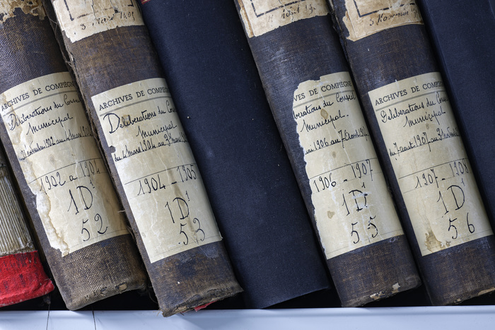 Journées du patrimoine 2020 - Visites guidées des archives