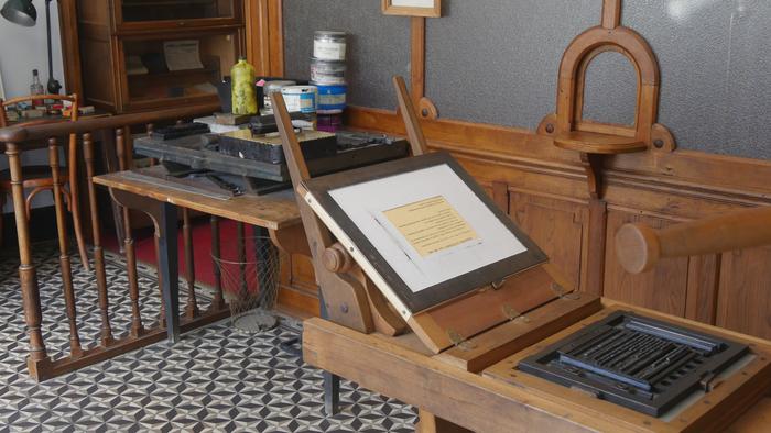 Journées du patrimoine 2019 - Musée de l'imprimerie de Louhans : Gutenberg et ses inventions !