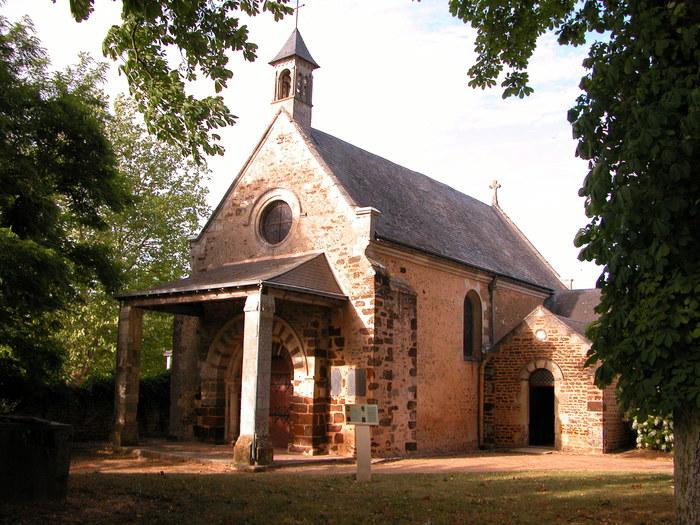 Journées du patrimoine 2019 - Visite à la chapelle Notre-Dame-des-Vertus