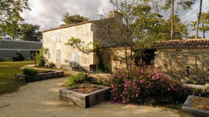 Journées du patrimoine 2019 - Découvrez et comprenez l'architecture traditionnelle de l'île d'Oléron.