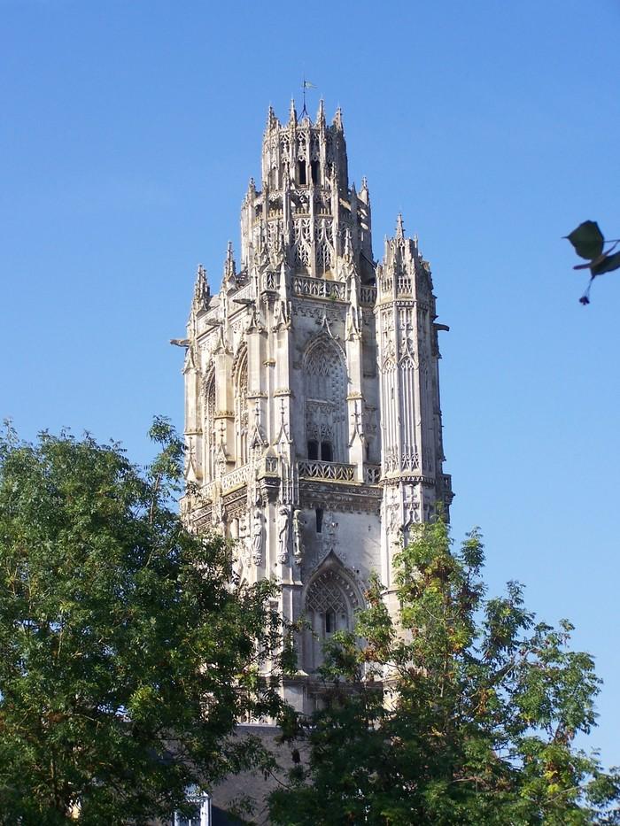 Journées du patrimoine 2019 - Visite guidée en haut de La Tour de La Madeleine