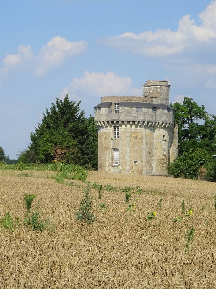 Journées du patrimoine 2019 - Visite guidée à la Tour d'Abain