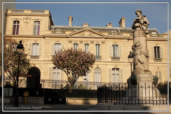 Journées du patrimoine 2019 - Visite de l'hôtel Dosne-Thiers