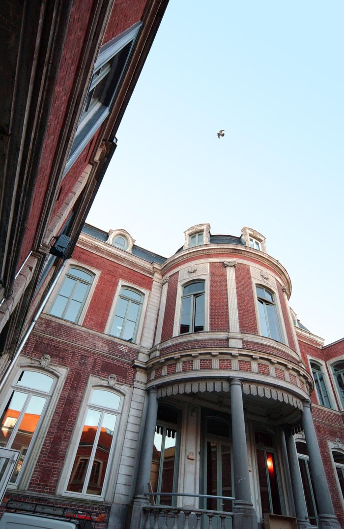 Journées du patrimoine 2020 - Annulé | Visite libre de l'Hôtel particulier Lepoutre