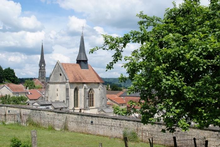 Journées du patrimoine 2019 - Visite guidée de la Chapelle Sainte-Anne