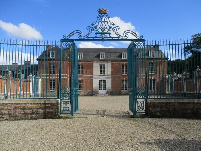 Journées du patrimoine 2020 - Visite libre du château de Romesnil