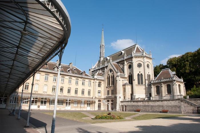 Journées du patrimoine 2020 - Visite du parc et du château
