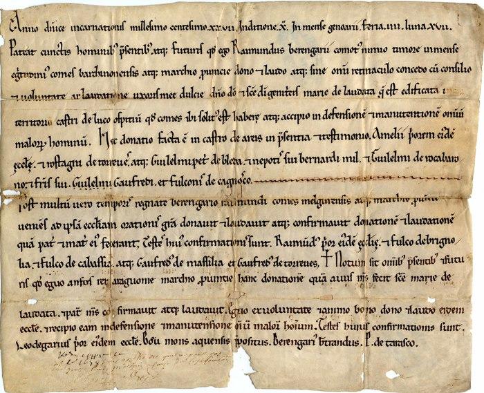 Journées du patrimoine 2020 - Atelier Histoire de l'écriture et calligraphie médiévale