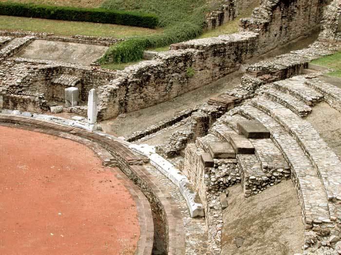 Journées du patrimoine 2019 - L'amphithéâtre des Trois Gaules, visites et ateliers