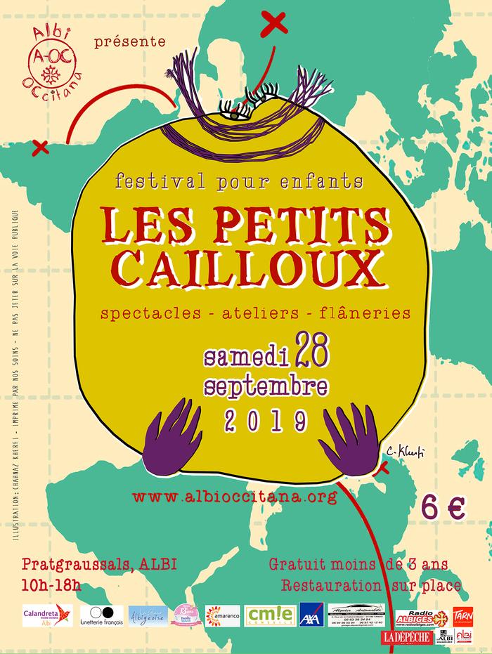 Pour sa huitième édition le festival « Les Petits cailloux » trace son chemin jusqu'à Pratgraussals ! Samedi 28 septembre de 10h à 18h, site de Pratgraussals.