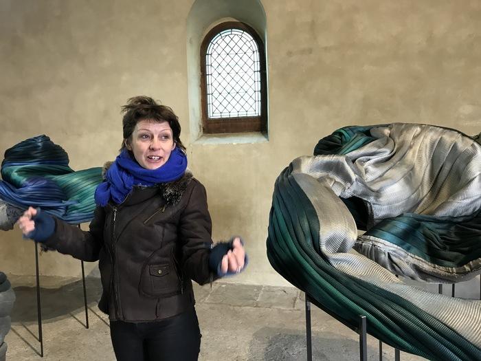 Journées du patrimoine 2020 - Rencontre discussion avec l'artiste