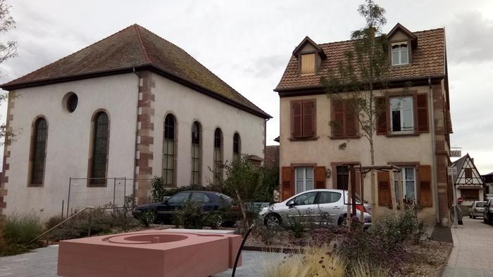 Journées du patrimoine 2020 - Visite guidée de la synagogue et du bain rituel