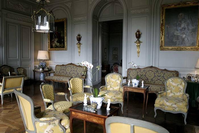 Journées du patrimoine 2019 - Visite libre et découverte d'un intérieur meublé du 18ème siècle