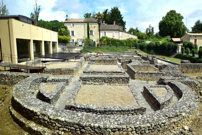 Journées du patrimoine 2020 - Visite de la villa gallo-romaine de Montcaret