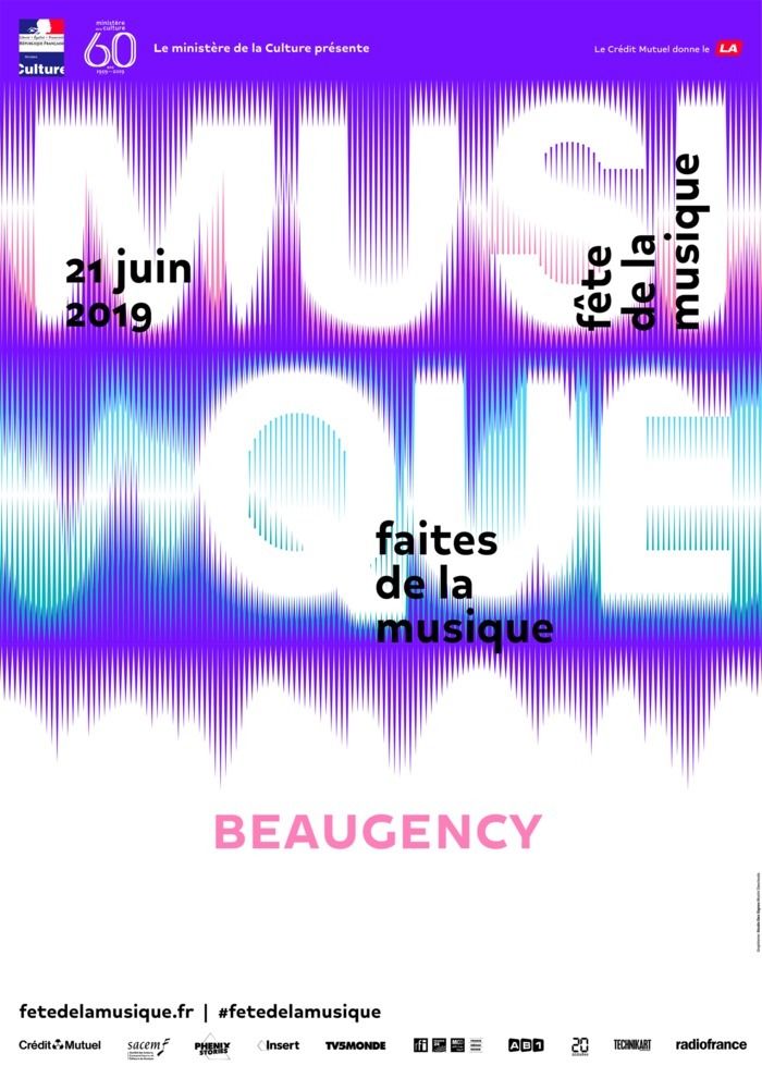 Fête de la musique 2019 - Chorale de l'association Speak and Sing