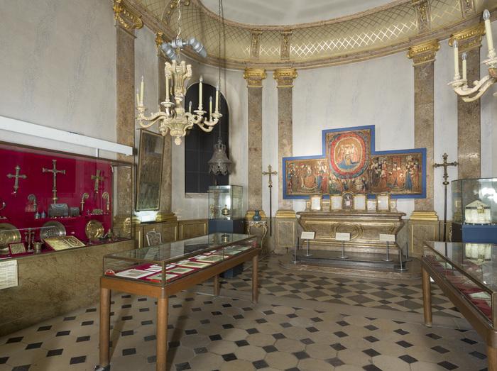 Journées du patrimoine 2019 - Visite du trésor de la cathédrale