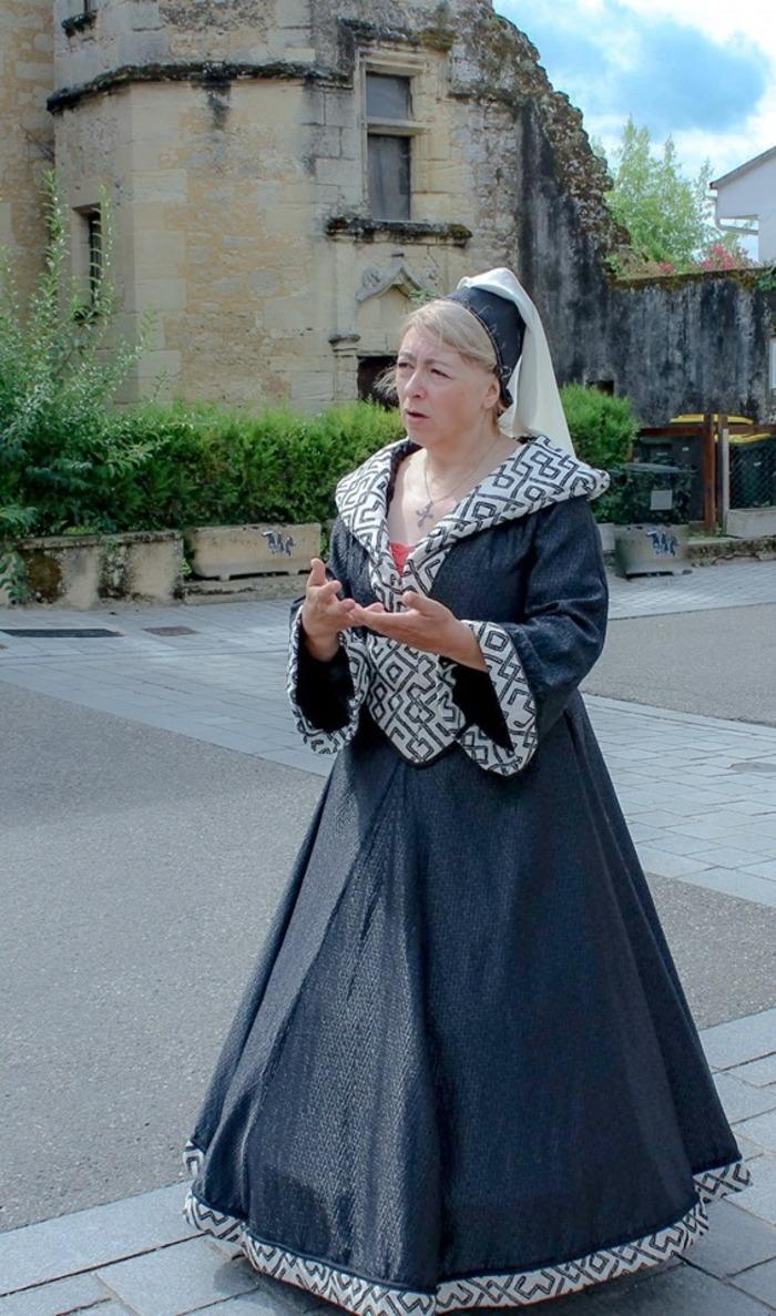 Journées du patrimoine 2019 - Il était une fois Monségur, par Dame Loïse (visite théâtralisée)