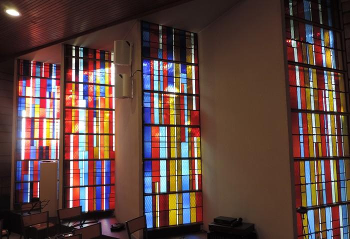 Journées du patrimoine 2020 - Visite guidée des vitraux de la chapelle du lycée François 1er