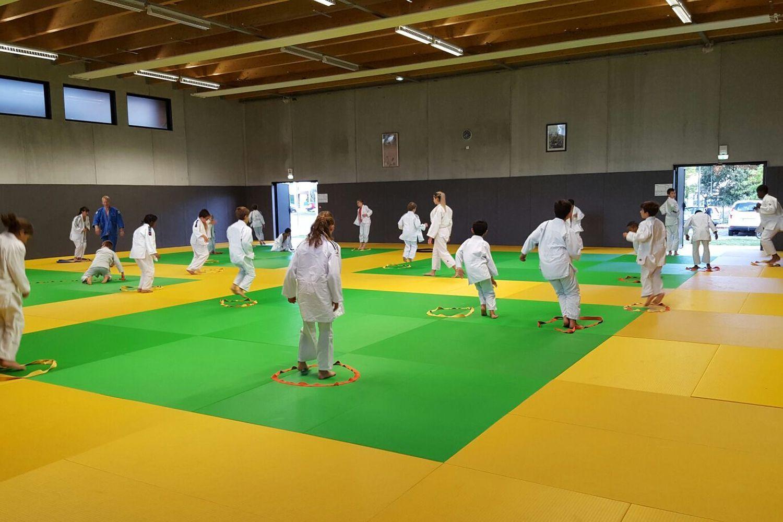 Reprise des cours de l'US Judo