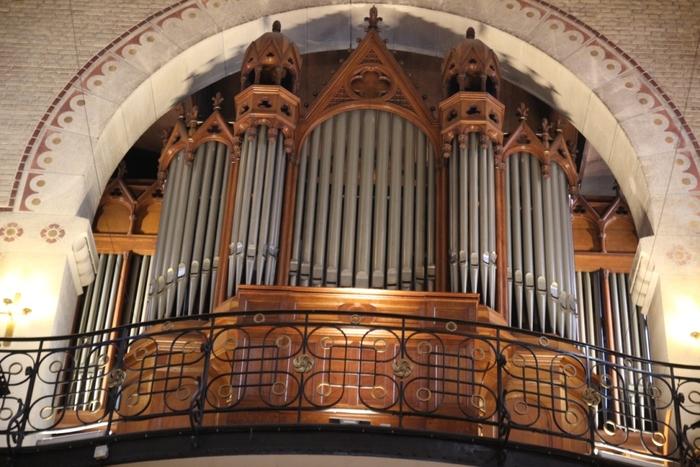 Journées du patrimoine 2020 - Marathon  des orgues de Paris
