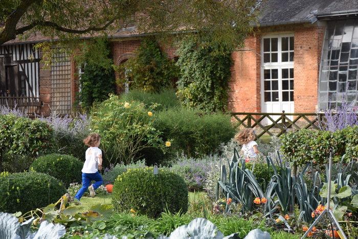 Journées du patrimoine 2019 - Visite guidée du parc et des jardins du château du Troncq