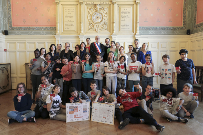 Journées du patrimoine 2019 - Rallye ludique dans la ville