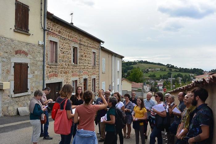 Journées du patrimoine 2020 - Balade ludique dans Panissières
