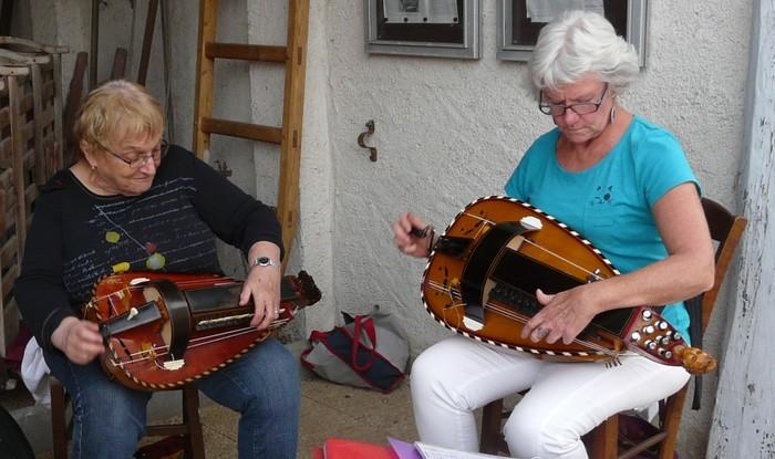 Journées du patrimoine 2019 - Musique traditionnelle au musée