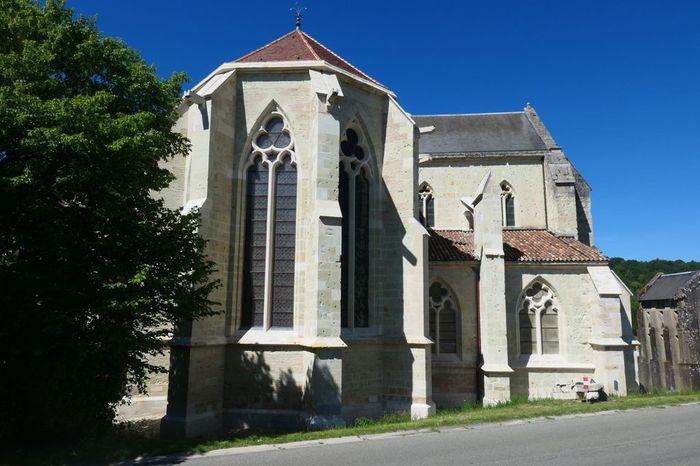 Journées du patrimoine 2020 - Visite de l'église abbatiale cistercienne de Lachalade