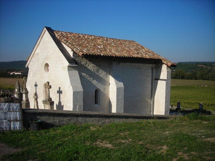 Journées du patrimoine 2019 - Visite libre de la chapelle du Vieux Astre