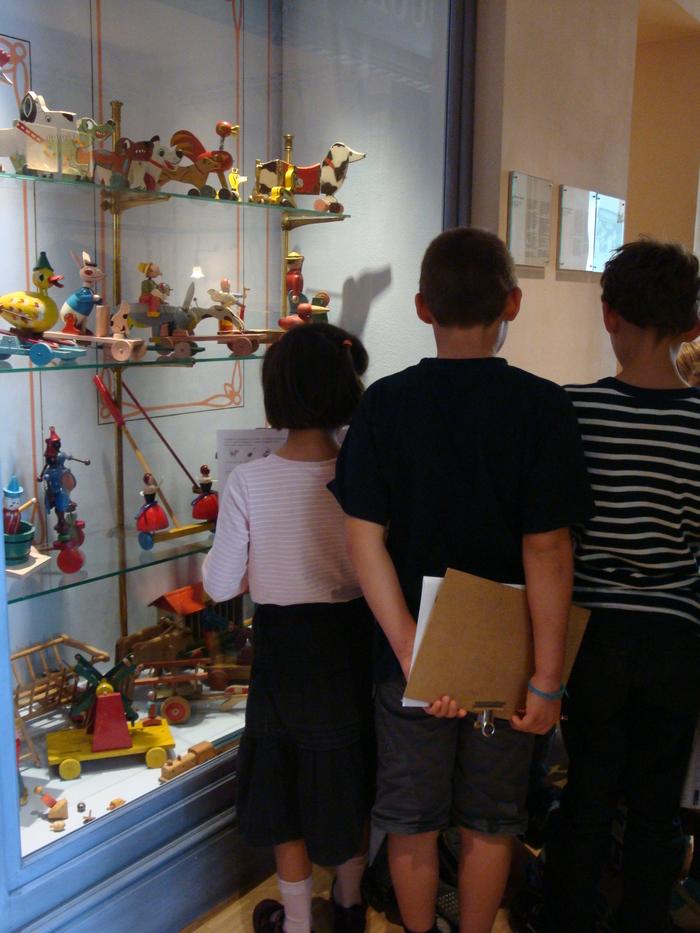 Journées du patrimoine 2019 - Visite autour du jouet
