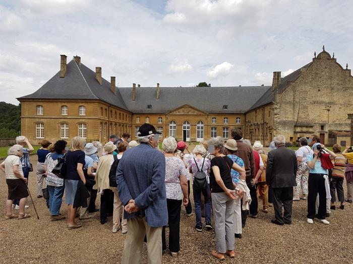 Journées du patrimoine 2019 - Visite guidée du château de Cons-la-Grandville