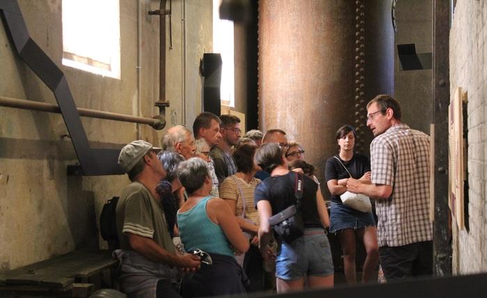 Journées du patrimoine 2020 - Visite guidée musée de la Distillerie