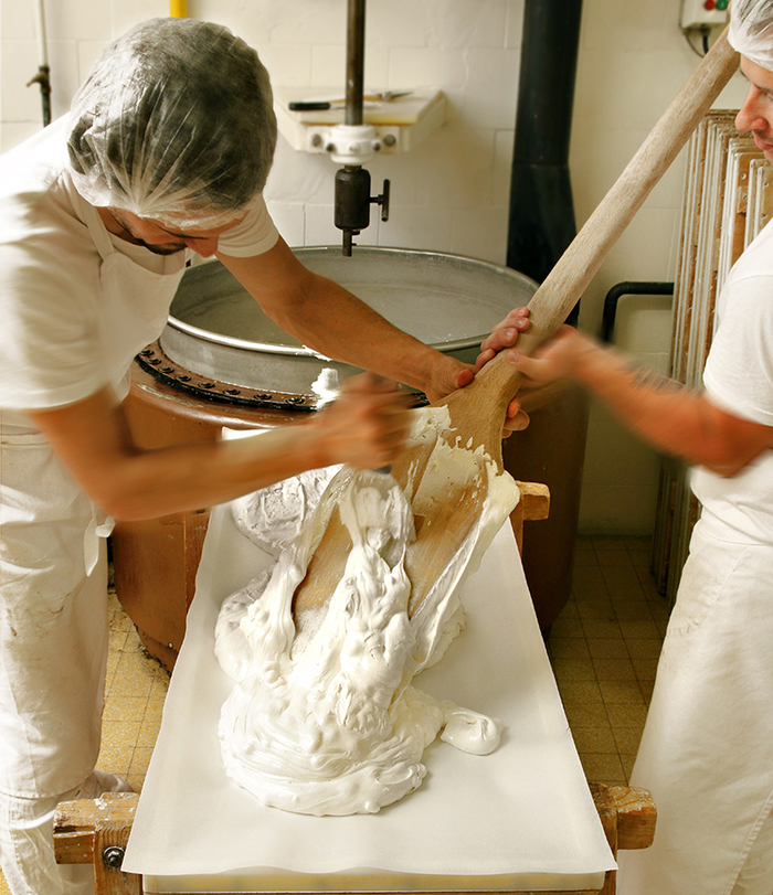 Journées du patrimoine 2020 - Visite guidée de la nougaterie artisanale LE CHAUDRON D'OR