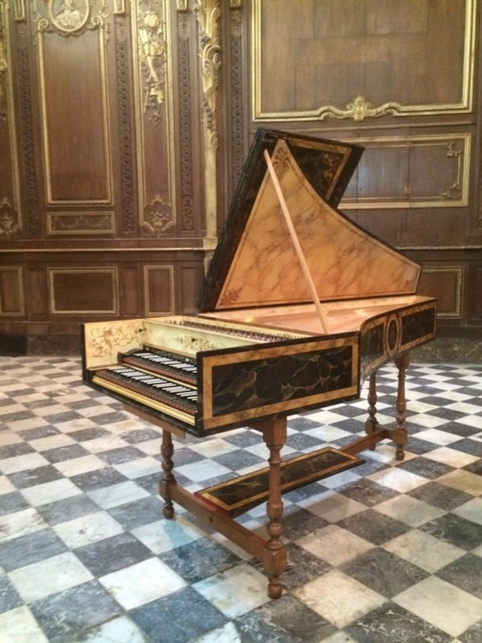 Journées du patrimoine 2020 - Concert de clavecin et vernissage de l'exposition « L'après-guerre à Neufchâteau à travers l'œuvre de Charles Petit »