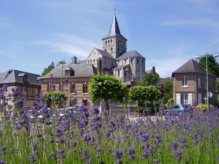 Journées du patrimoine 2019 - Viste libre de l'église saint Denis