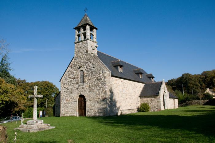 Journées du patrimoine 2020 - Un sanctuaire en lisière de forêt, la chapelle de Lothéa