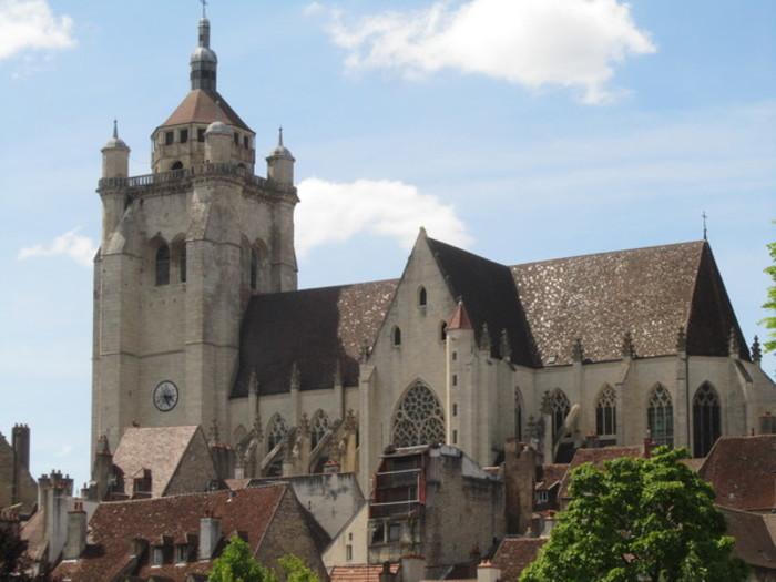 Journées du patrimoine 2020 - Clocher de la Collégiale Notre-Dame