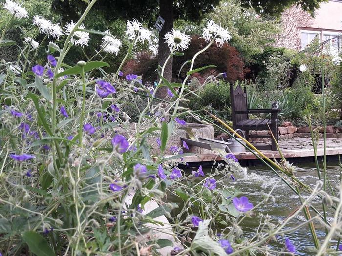 Journées du patrimoine 2020 - Visite du Jardin des 4 temps