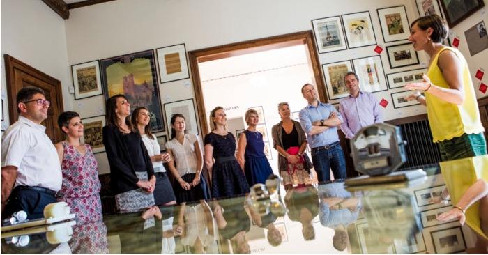 Journées du patrimoine 2019 - Visite libre de la Maison de la Coopérative Générale des Vignerons