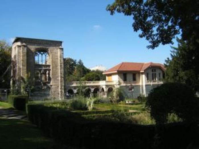 Journées du patrimoine 2020 - Visite libre des vestiges de l'abbaye