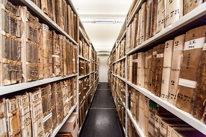 Journées du patrimoine 2019 - À la découverte des coulisses des Archives de Lyon avec toute l'équipe