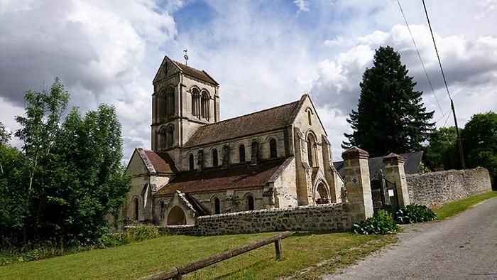Journées du patrimoine 2020 - Visite libre de l'église de Lierval