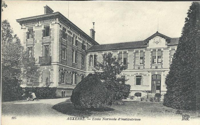 Journées du patrimoine 2019 - Visite de l'École Supérieure du Professorat et de l'Éducation