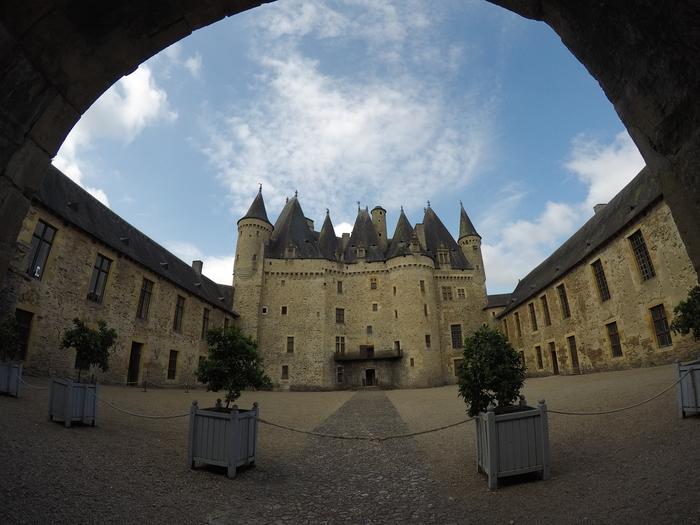 Journées du patrimoine 2019 - À la découverte d'un ancien château-fort devenue résidence noble à la Renaissance